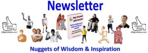 100 Good Story Newsletter Nuggets of Wisdom